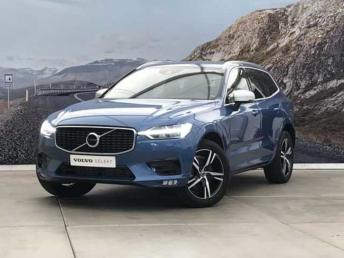 Volvo XC60 T4 AUT R-DESIGN + NAVI + WINTER
