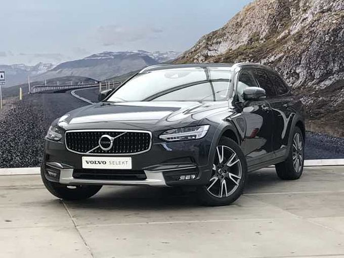 Volvo V90 CROSS COUNTRY D5 AWD AUT  + VELE EXTRA'S