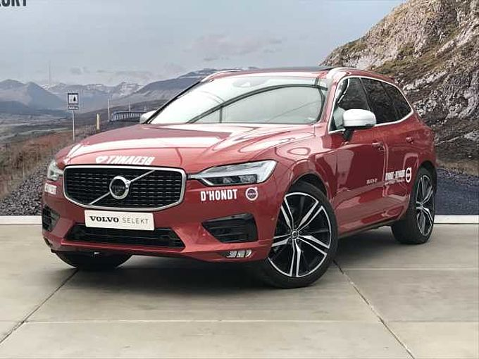 Volvo XC60 II D4 AWD R-DESIGN / FULL OPTIONS