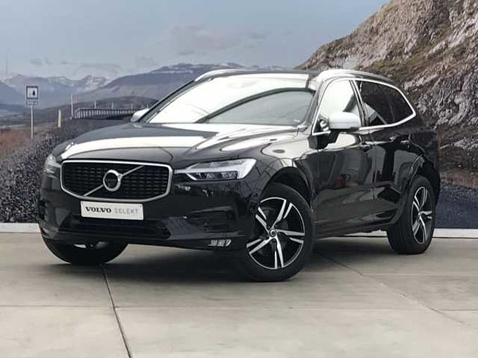 Volvo XC60 D5 AWD R-DESIGN / FULL OPTIONS