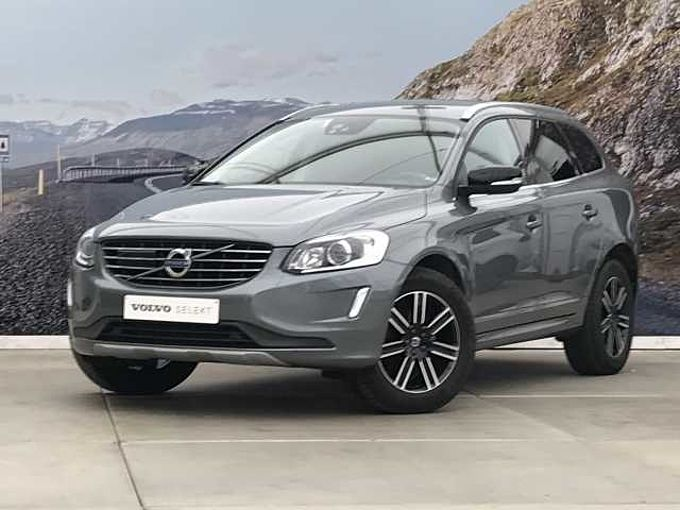 Volvo XC60 D4 AUT AWD LUXURY EDITION